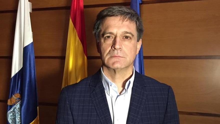 Domingo Martín, actual presidente de Asprocan y gerente de la OPP Cupalma