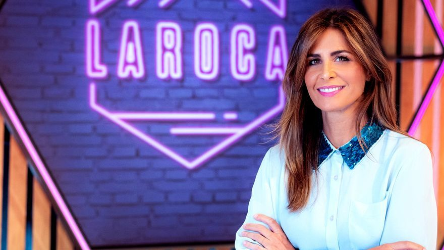 Nuria Roca presenta 'La Roca'