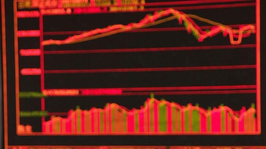 La Bolsa de Shanghái abre con leves pérdidas del 0,07 por ciento