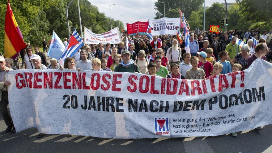 Berlín activa su registro de neonazis tras unos  asesinatos en serie de inmigrantes