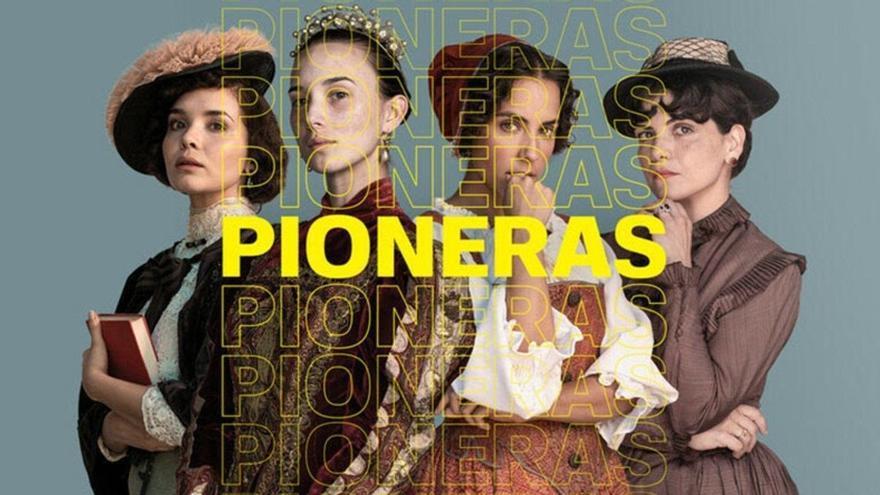 La serie documental 'Pioneras' obtiene el Premio CIMA-FESTVAL a la Igualdad en 2021