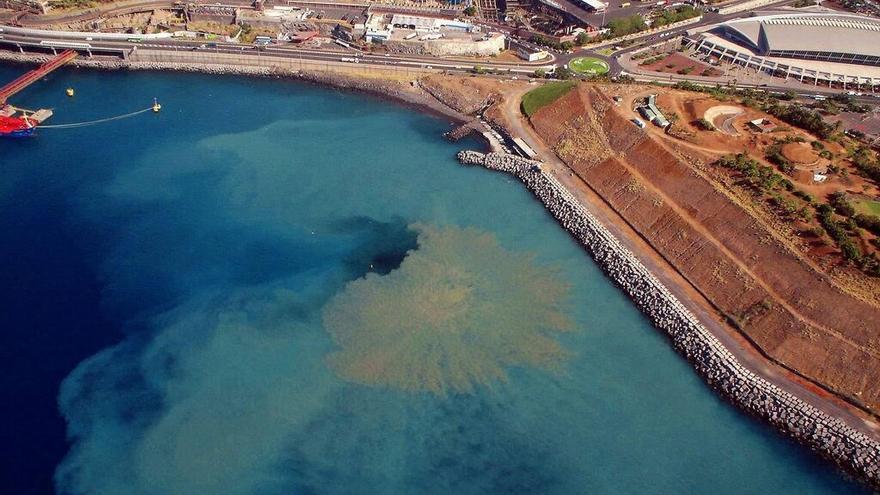 Aguas residuales en Santa Cruz de Tenerife
