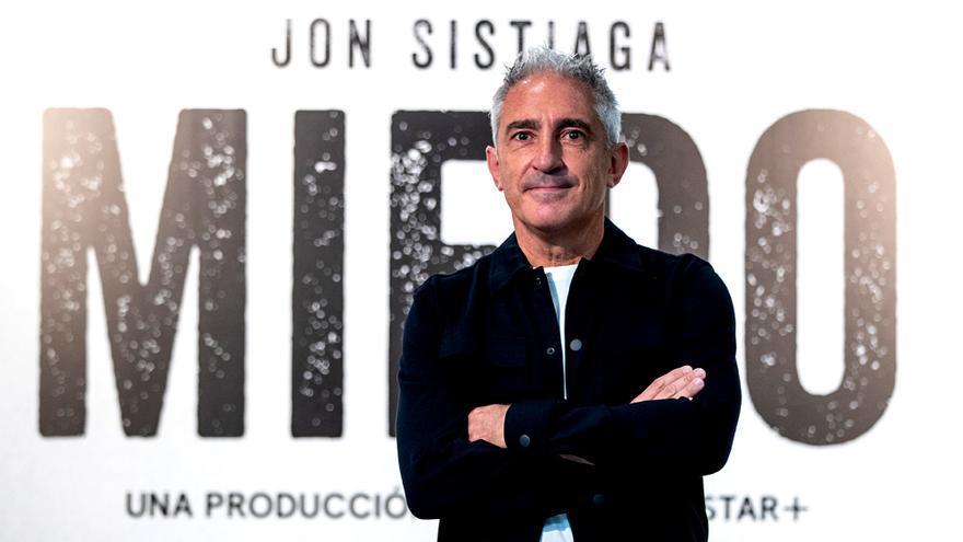 Jon Sistiaga presenta 'Miedo' en el FesTVal