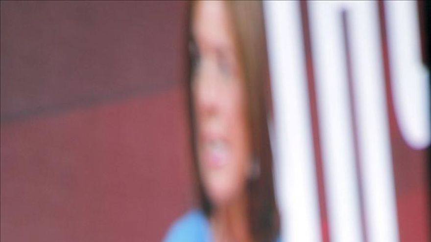 Ana Botella traslada el pésame a las familias de los tripulantes madrileños del avión de Swiftair