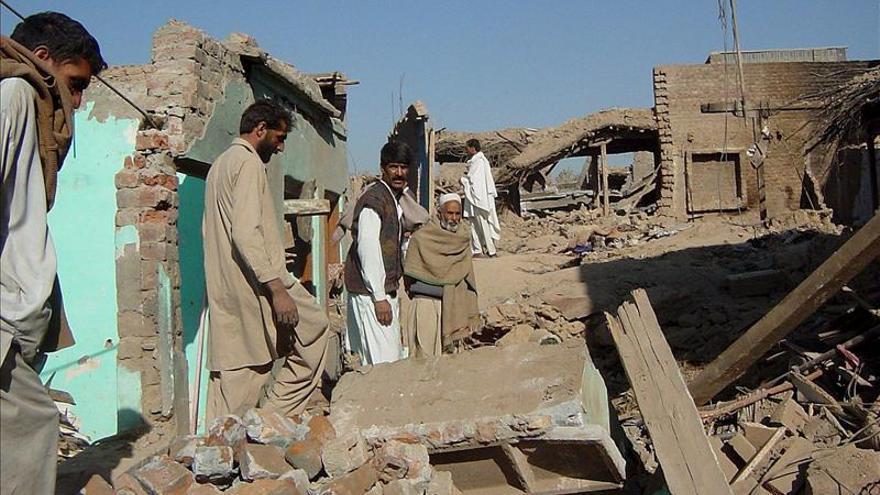 Mueren seis insurgentes en el bombardeo de un dron estadounidense en Pakistán