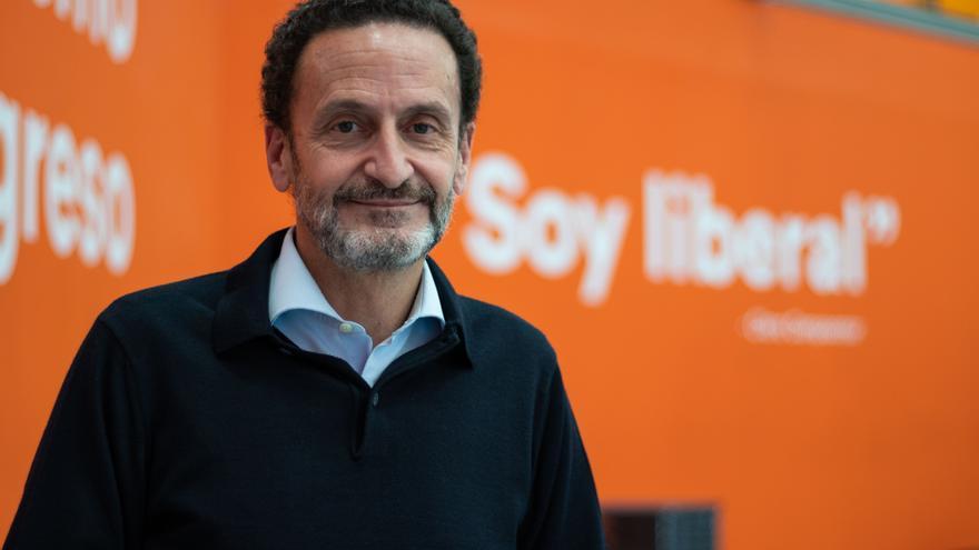 """Edmundo Bal: """"Ayuso en realidad habla de la libertad de una parte de los madrileños en contra de los otros"""""""