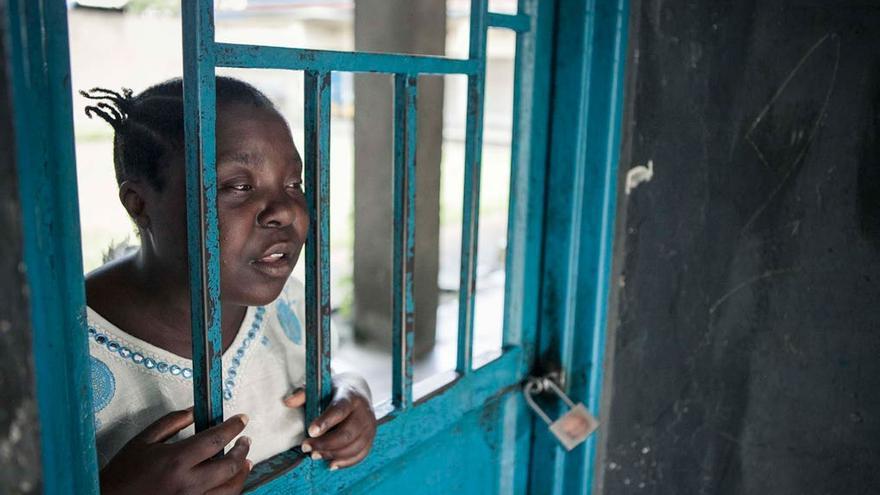 Ushindi fue violada por su primo con 14 años. Foto: Patrick Meinhardt