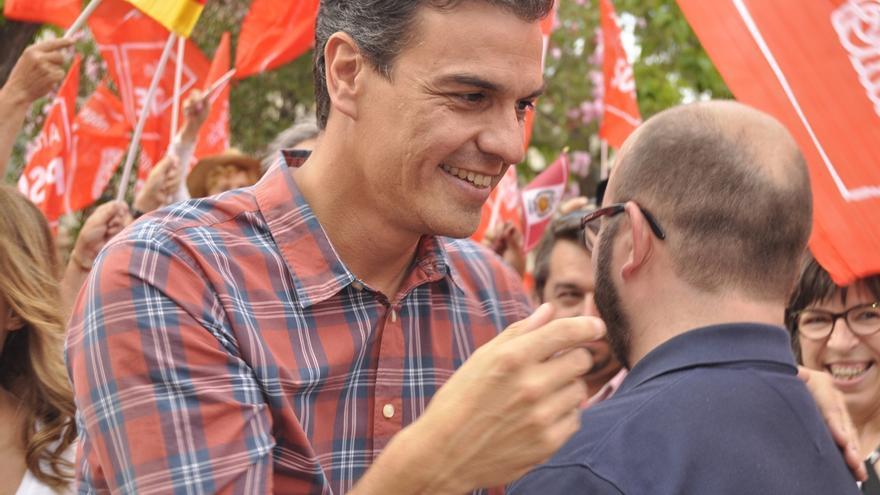Pedro Sánchez quiere clausurar el 39 Congreso Federal con un gran acto con la militancia