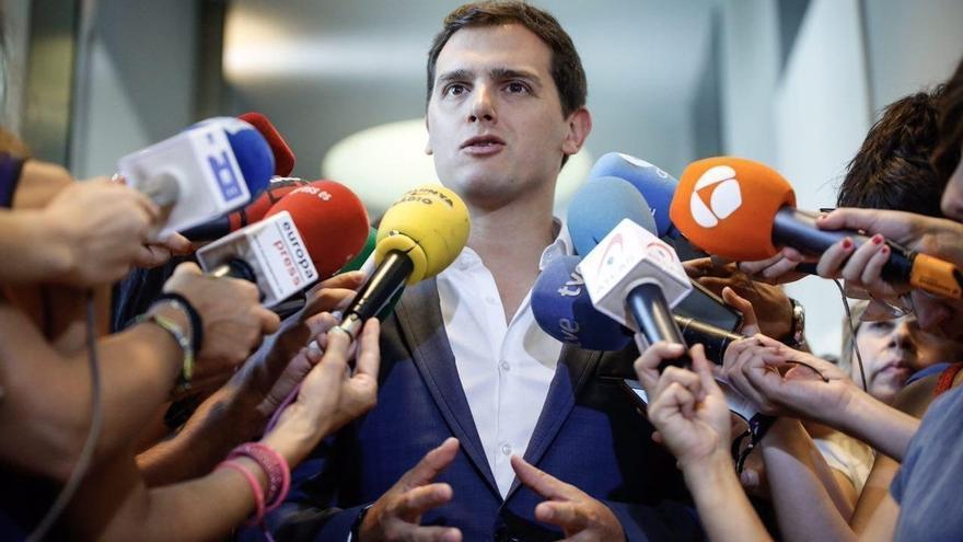 """Cs no apoyará citar a Rajoy en el Pleno este verano por la corrupción: """"Sería un chollo para el presidente"""""""