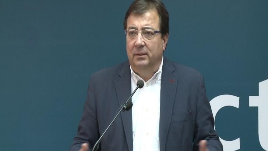 Vara cree que la reforma constitucional sólo se hará cuando gobierne el PP porque los 'populares' no apoyarían al PSOE