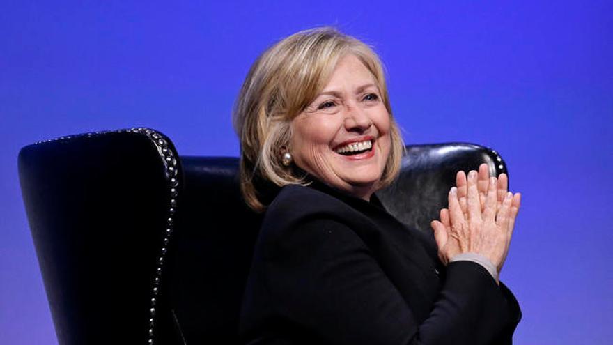 Clinton trató dos temas que están directamente ligados a Salesforce y la nube