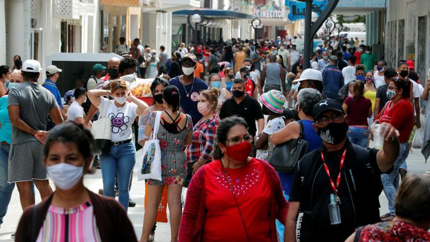 Cuba suma 1.349 nuevos casos de covid-19 y los enfermos activos superan los 7.000