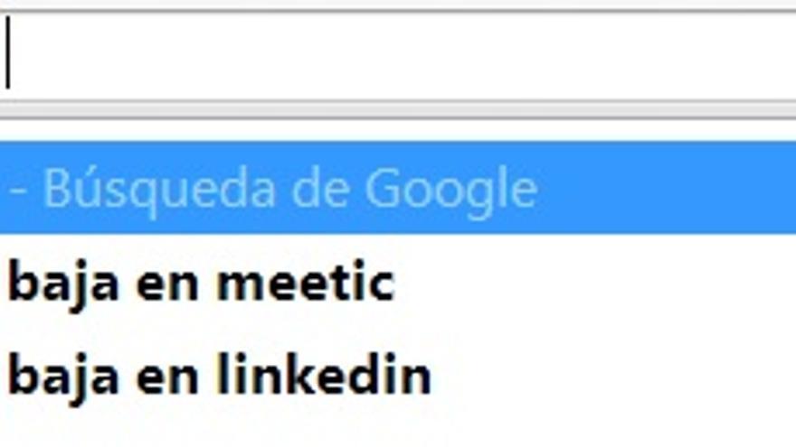 La opción 'Autocompletar' de Google predice en función de lo más buscado