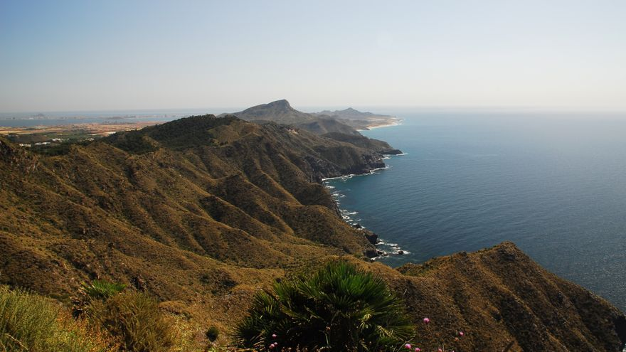 Parque regional Calblanque, Monte de las Cenizas y Peña del Águila