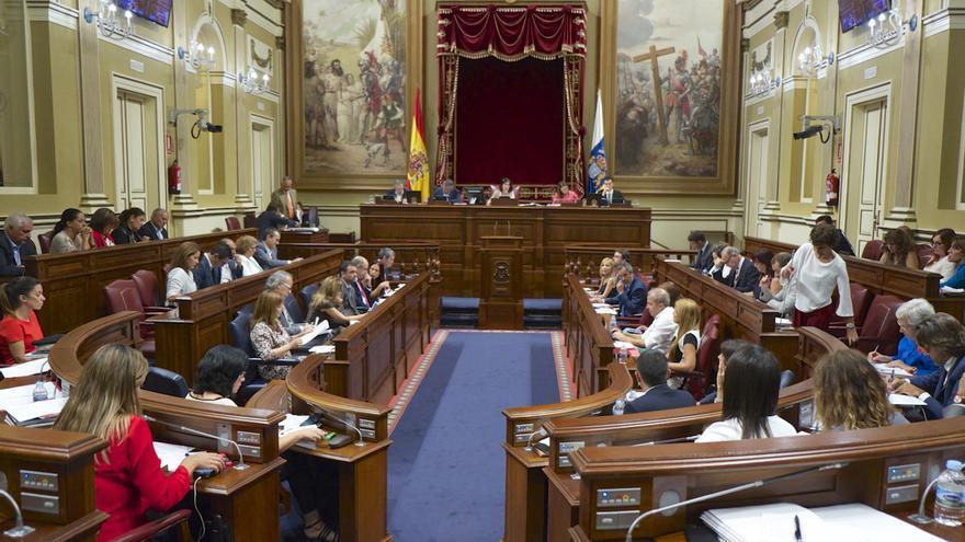 Resultado de imagen de La comisión del Parlamento de Canarias