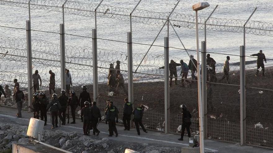 2.661 Inmigrantes han entrado ilegalmente en Ceuta, un 71% más que en 2016