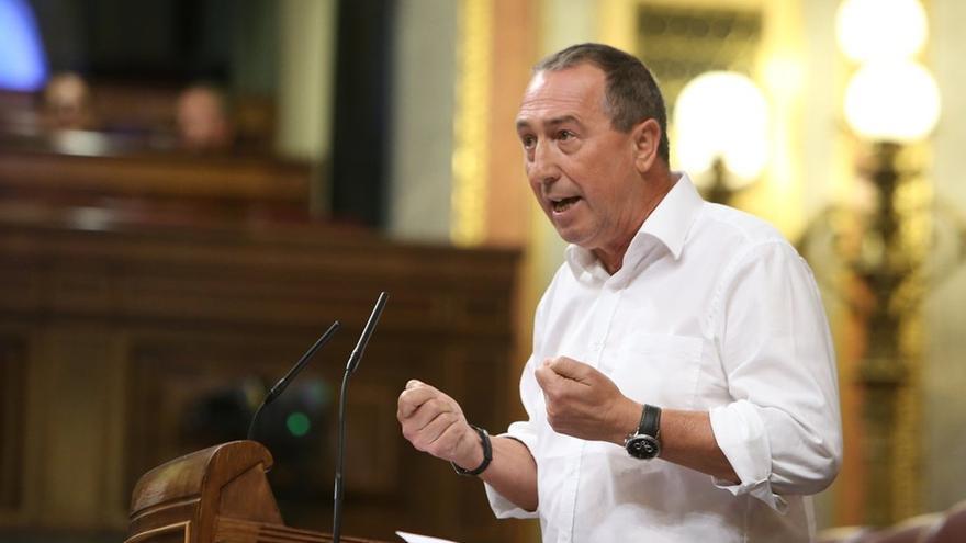 """Baldoví se muestra """"sorprendido"""" con Iglesias y dice que """"no se puede echar por tierra el trabajo de los parlamentarios"""""""