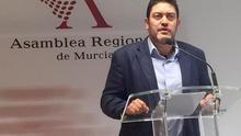 """Ciudadanos denuncia que """"la inacción"""" del PP ha forzado la intervención de la justicia en la desaladora de Escombreras"""