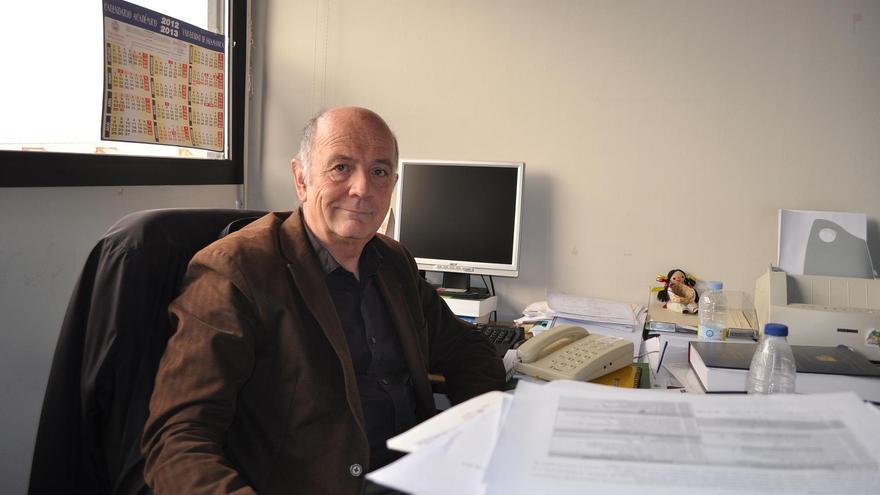 El catedrático de Ciencia Política Manuel Alcántara.