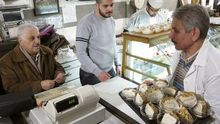 """""""Buza"""", el helado tradicional de Damasco que la guerra no ha logrado derretir"""