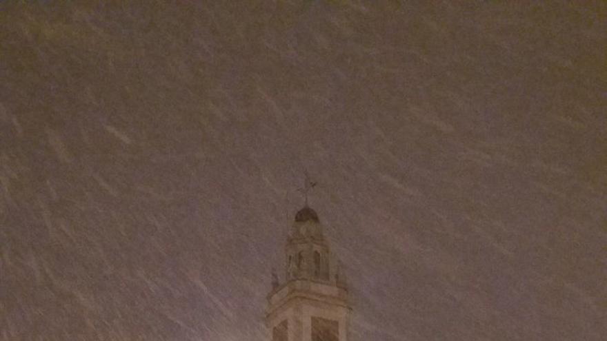nevada en Albacete