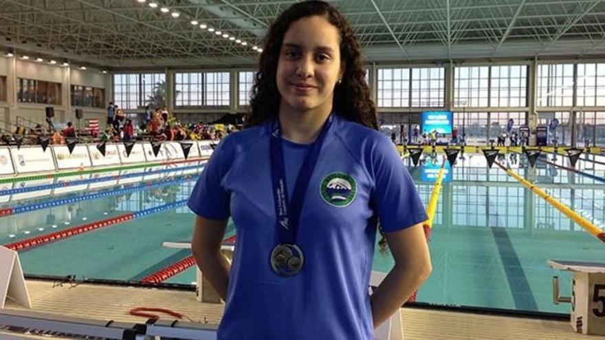 Alba Vázquez, campeona del mundo junior