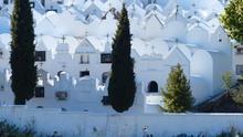 El cementerio de Casabermeja: vida en la ciudad de los muertos