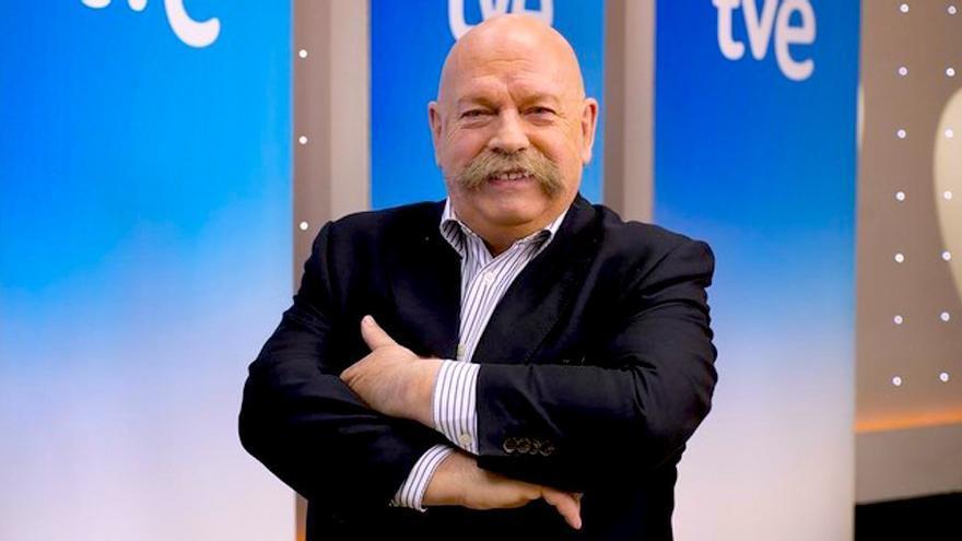 TVE prescinde de José María Iñigo en Eurovisión: Tony Aguilar debuta como voz del Festival 2018