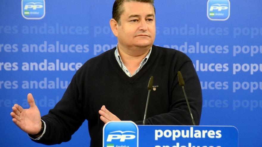 """Sanz (PP-A) dice que no tiene """"ninguna noticia"""" de que pueda ser nombrado delegado del Gobierno en Andalucía"""