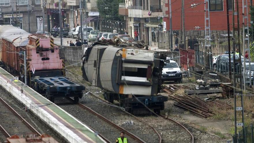 En Marea pide que comparezca el ministro de Fomento por el accidente de tren