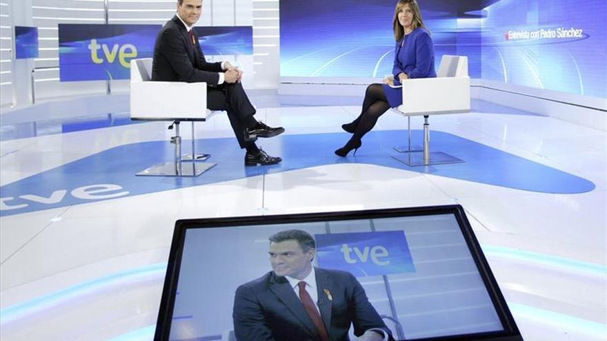 """Sánchez: """"España no necesita la suma de las derechas de Rivera y Rajoy"""""""