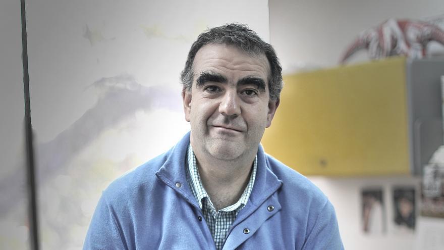 Fidel Cano, actual director de El Espectador. |  FOTO: Archivo fotográfico El Espectador.