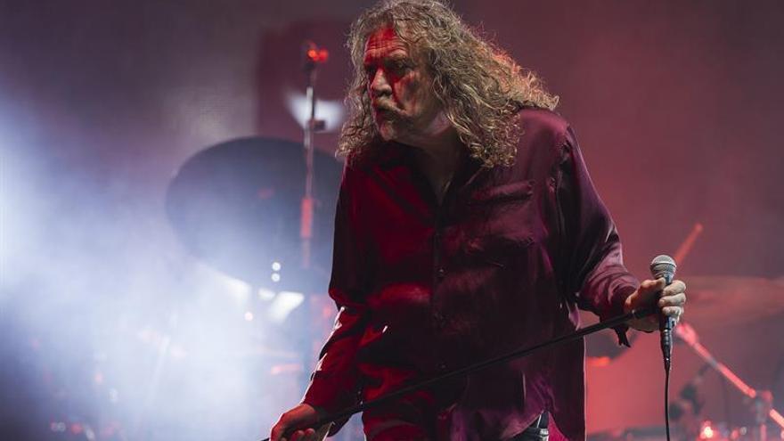 Robert Plant, los viejos roqueros nunca mueren