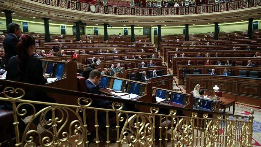 Los partidos se reparten 13,8 millones de euros en subvenciones en tres meses