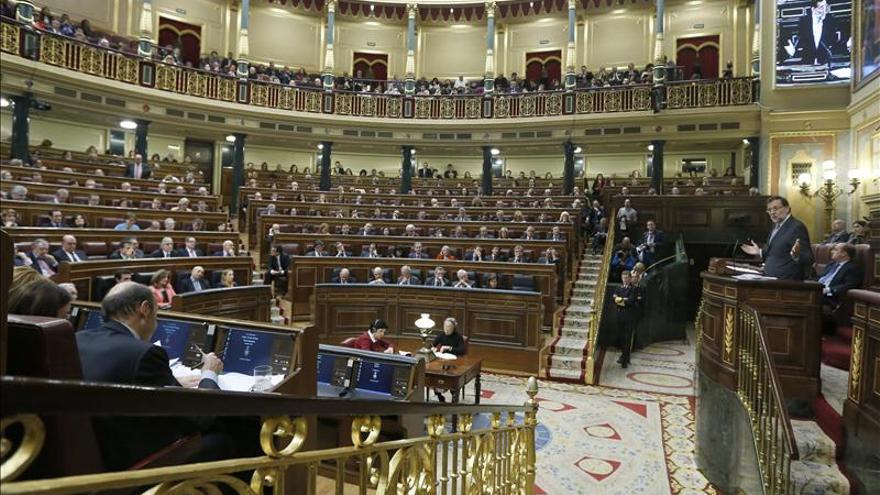 El PNV abre la segunda jornada del debate sobre el estado de la nación