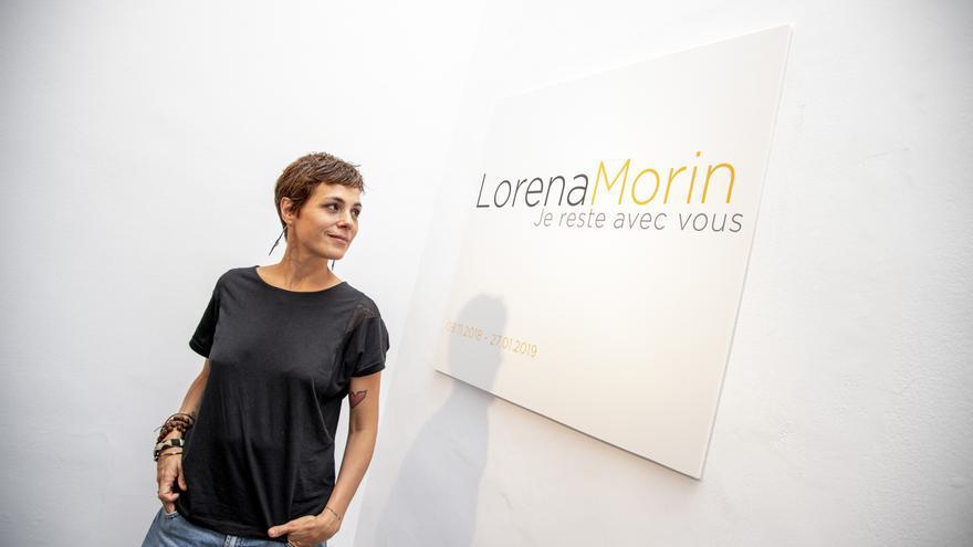 Lorena Morín en el Centro Atlántico de Arte Moderno de Gran Canaria