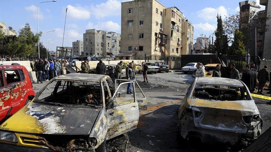 Al menos 15 muertos y 40 heridos por un bombardeo en la frontera sirio-turca