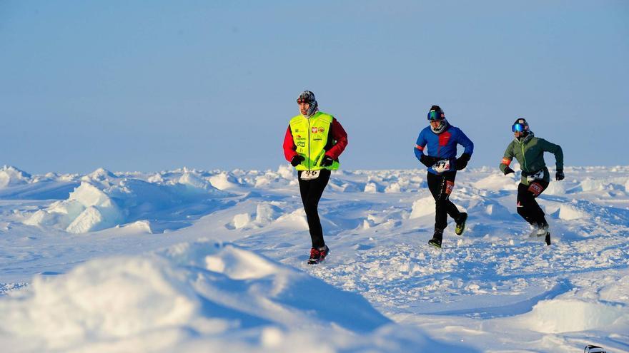 (© Org. North Pole Marathon)