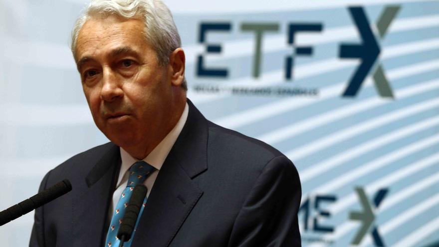 Antonio Zoido, presidente de BME. Europa Press