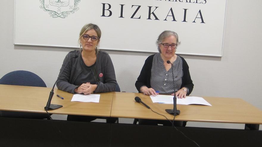 """EH Bildu enmienda a la totalidad el proyecto de presupuestos 2020 de Diputación de Bizkaia porque es """"conformista"""""""