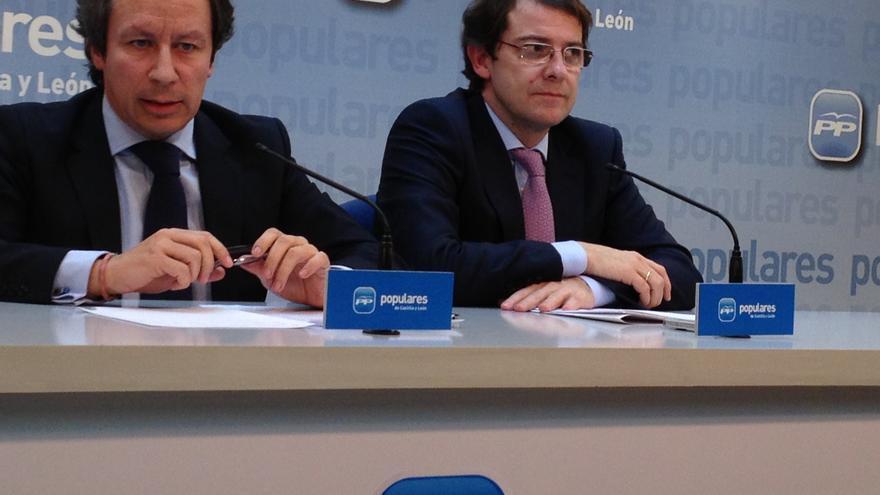 """Floriano defiende que el PP es """"el único partido capaz de articular un proyecto nacional"""" y de lograr la recuperación"""