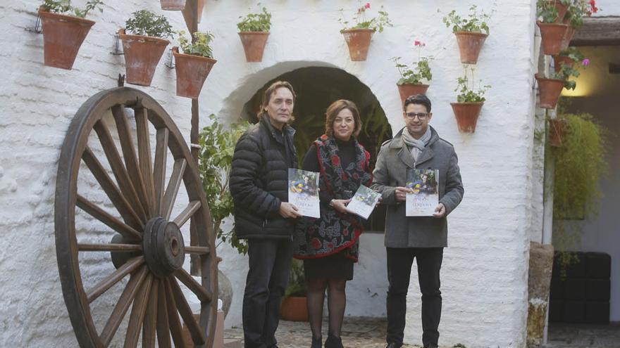 Vicente Amigo, Isabel Ambrosio y Pedro García   MADERO CUBERO