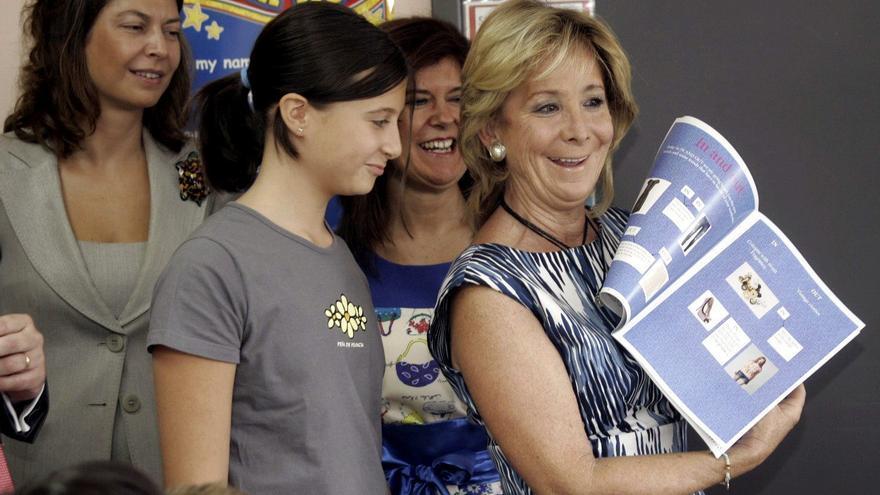 Todos los nuevos colegios públicos serán bilingües a partir curso 2013-2014