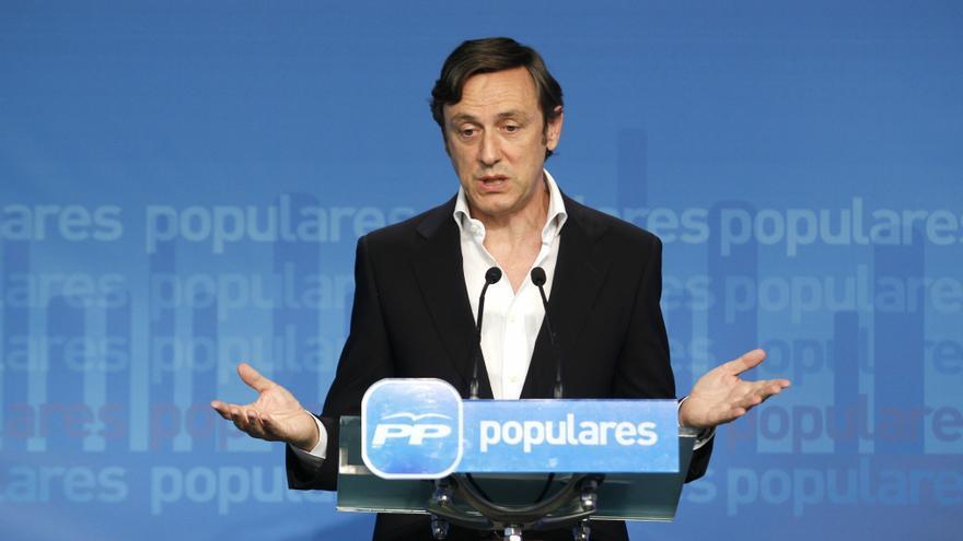 Hernando (PP) niega contradicción con Gallardón porque la reforma no busca volver a la situación previa a 1985