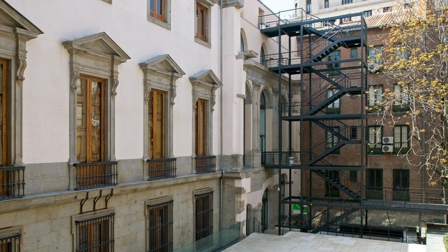 Palacio de Altamira hoy |IED