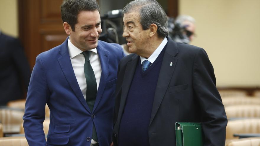 """Álvarez-Cascos cree """"intachable"""" la labor de Bárcenas y Lapuerta y dice que sólo supo de las cuentas oficiales del PP"""