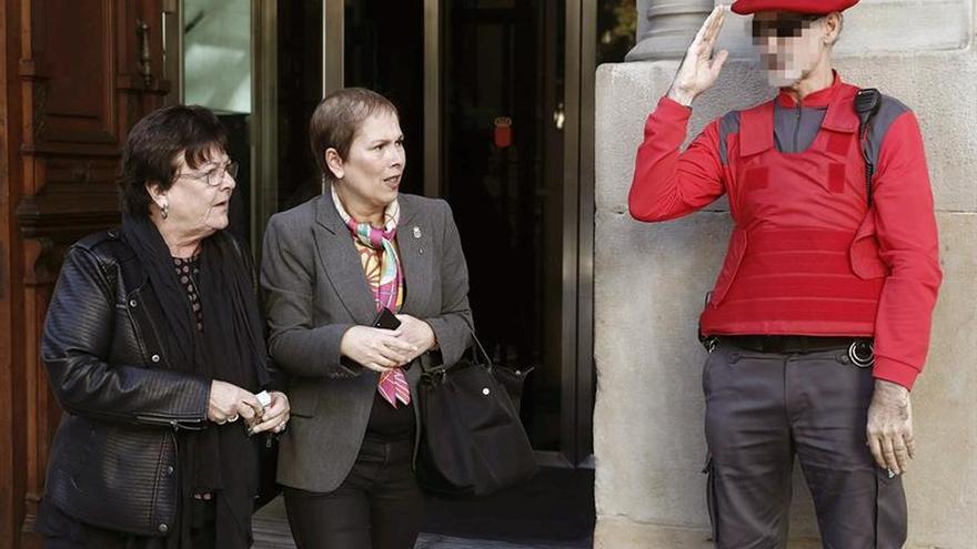 """Barkos apela al diálogo y pide que se vote """"no"""" al artículo 155"""