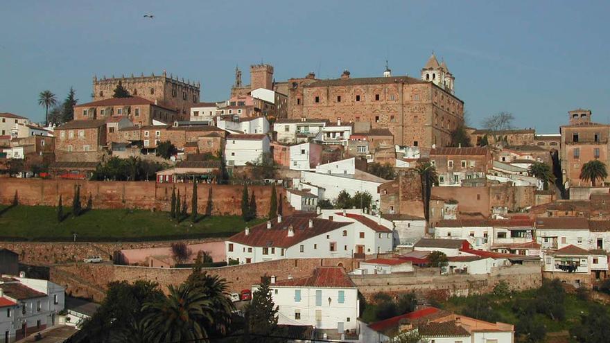 Ciudad Monumental de Cáceres / http://www.redjuderias.org