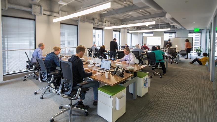 En la nueva sede de BBVA en Silicon Valley trabajarán más de 200 personas.