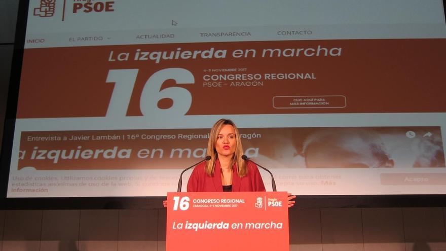 Un total de 389 delegados participan este fin de semana en el 16 Congreso Regional del PSOE Aragón